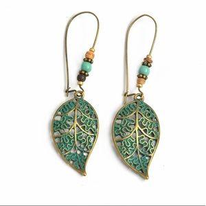 Bronze BOHO Chic Earrings
